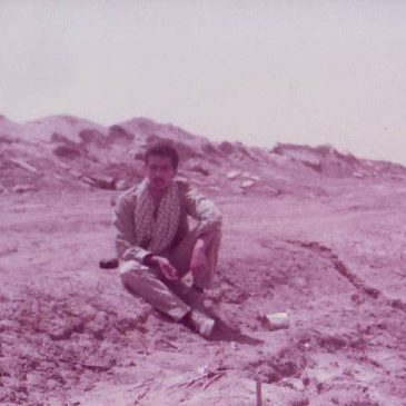 حضور در جبهه های جنگ حق علیه باطل