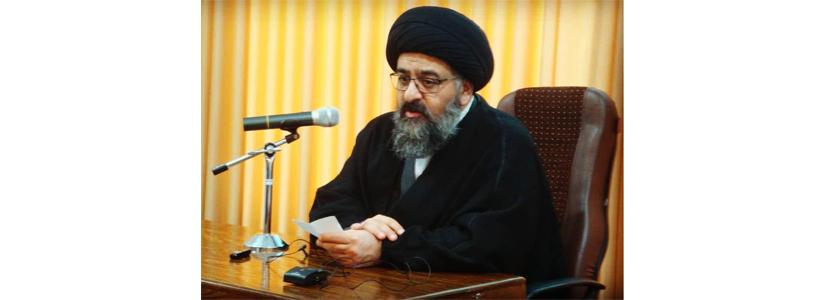 آیت الله سید مجتبی نورمفیدی در مصاحبه با ایرنا: انتخابات عرصهای برای اعمال حق و ادای تکلیف است