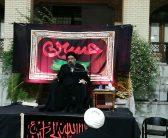 گزارش تصویری مراسم عزاداری شب عاشورا با سخنرانی آیت الله سیدمجتبی نورمفیدی در مدرسه علمیه امام خمینی(ره)گرگان